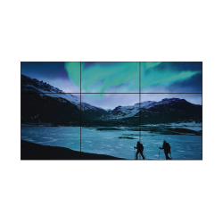 SKYWORTH Videowall 2x4, 9...