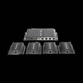 AXIS M3105-L Network Cámara...