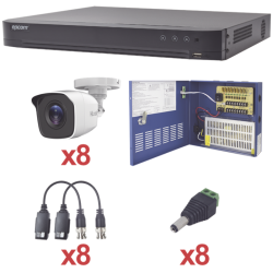 KIT TurboHD 1080p, DVR 8...