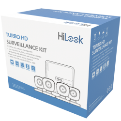 KIT TurboHD 720p, DVR 8...