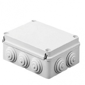 Caja de derivación PVC 10...