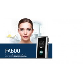 BIOMETRICO FACIAL FA600 HANVON
