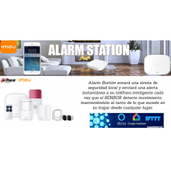 IMOU ALARM STATION-KIT DE...