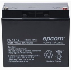 Batería con Tecnología AGM...