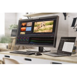 "Monitor Workstation HP 27""..."