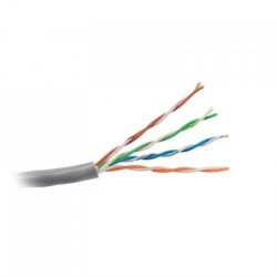 Bobina de Cable 305M Cat5e,...